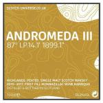 Andromeda III - First Fill Monbazillac Sweet Wine Barrique, 59,3 %, 0,7 Lt.