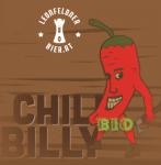 Leonfeldner Biermanufaktur - BIO - Chilly Billy, STW 13° Plato, Alk 5,3 % vol; Farbe EBC 37,2; Bitterer IBU 43,0, 0,33l Flasche