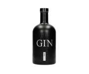 Gansloser Black Gin, 45% ABV, 0,7l