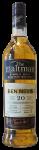 Ben Nevis 1999, The Maltman, 20 Jahre, Bourbon Hogshead 180, 48,7%, 0,7l
