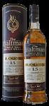 Bruichladdich 2004, 15y, The Maltman,Bourbon Hogshead 78, 51,6 % ABV, 0,7l
