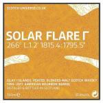Solar Flare Gamma Pure Malt, 55,9 %, 0,7 Lt.