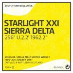 Starlight XXL Oloroso Sherry Butt, 50,1 %, 0,7 Lt.