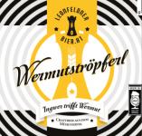 Leonfeldner Biermanufaktur - Wermutströpferl, STW 12° Plato, Alk 4,7 % vol; Farbe EBC 40,4; Bitterer IBU 28,4, 0,33l Flasche