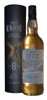 Caol Ila 2008, James Eadie, Singel Malt Scotch Whisky, 8y, 46 %, 0,7l