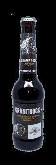 24 x Granitbock, Springbank Starkicker, 14 Monate gereift, 8,1%, 24 x 0,33l