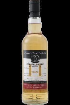 Craigellachie 2006, SCC, Bourbon Barrel, 11 Yrs, 53,6%, 0,7l