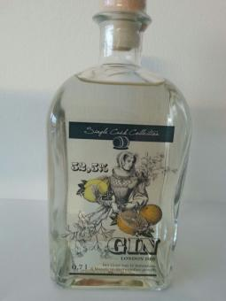 Single Cask Collection Gin, 52,5 % ABV