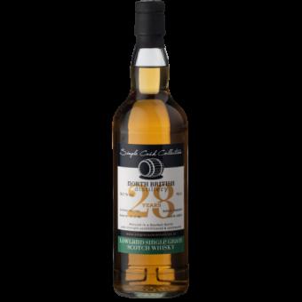 North British 1991, 28y, Single Grain Whisky, 50,1%, 0,7l
