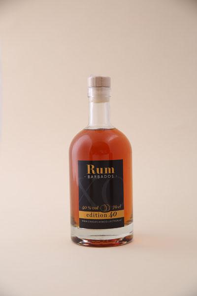 Rum XO Barbados, Edition 40, SCC, 40 %, 0,7l