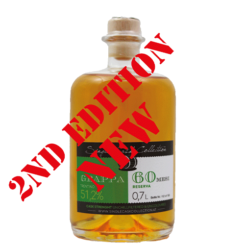 Grappa 2nd Edition 52,7 % 60 months