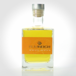 Feller Rumreich, Cognacfass, 3 Jahre gereift, 45 %, 0,5l