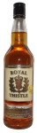 Royal Thistle Blended Scotch Whisky, 40 % ABV, 0,7 l