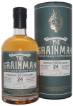 Girvan 1993, 26y, The Grainman, Single Grain Scotch Whisky,1629, Port Finish in a blend of the finest Limousin, Vosges and Allier French Oak, 55,5 % ABV, 0,7l